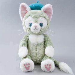 TDS(東京ディズニーシー)に登場した新キャラ、猫の「ジェラトーニ」の画像です。